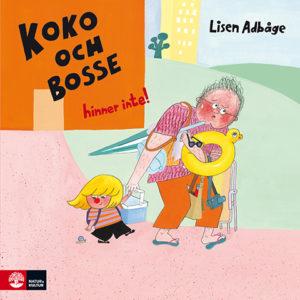 Adbåge_Koko och Bosse hinner inte_square