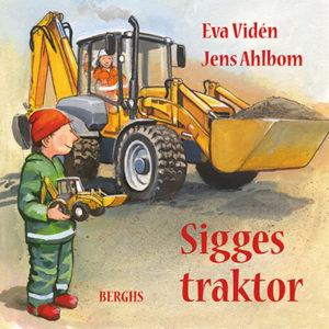 Sigges traktor_omslag