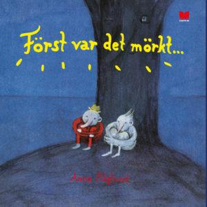COVER Först var det mörkt.indd